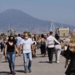 Napoli e la #fase2. Storia di un amore (al sole) ritrovato