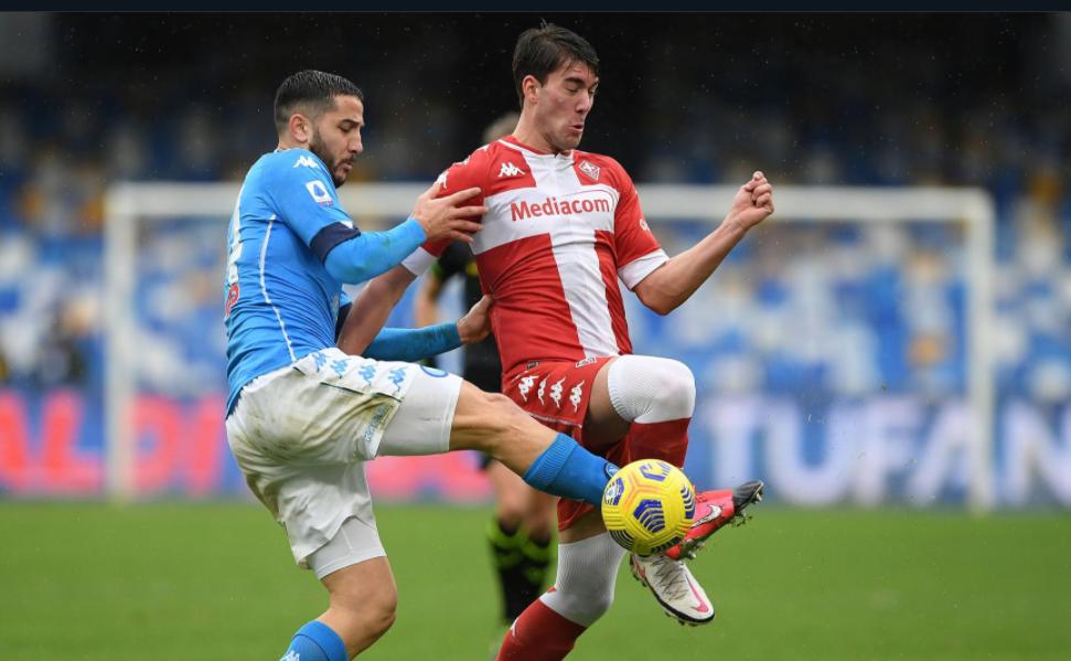 6-0 Il Napoli si diverte con la Fiorentina