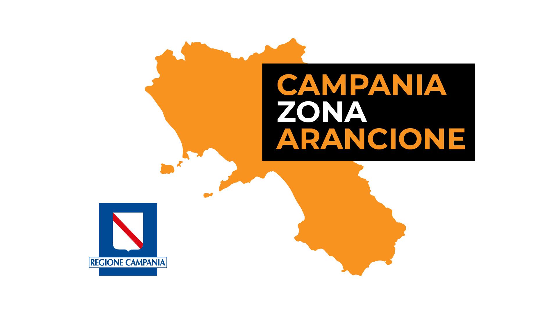 Aumentano i casi in Campania: si va verso la zona arancione