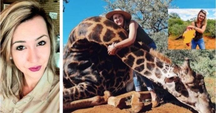 Ragazza uccide una giraffa per regalarne il cuore al fidanzato