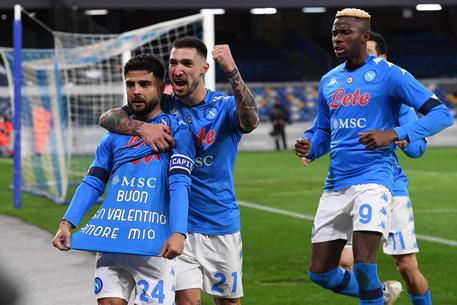 Il Napoli si prende la rivincita, 1 a 0 alla Juve
