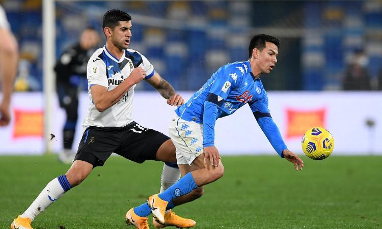 Formazione obbligata per il Napoli per la gara di ritorno di Coppa Italia