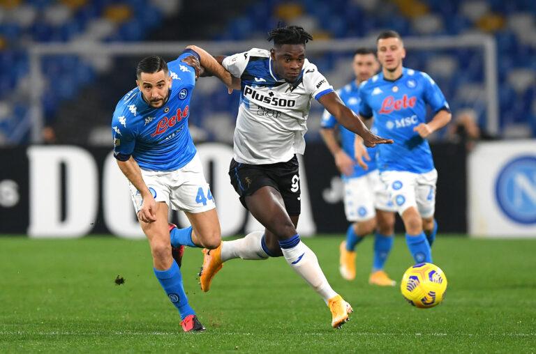 Coppa Italia: Napoli senza gioco,  0 a 0 utile all'Atalanta