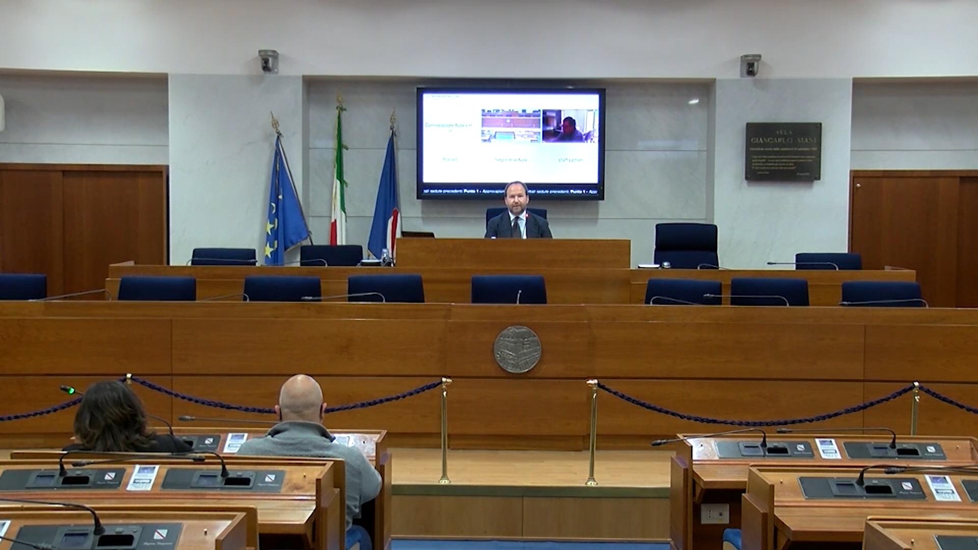 La commissione anticamorra lancia l'allarme sulla tenuta delle imprese
