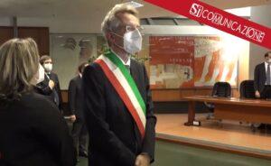 unta Manfredi che guiderà il comune di Napoli per i prossimi cinque anni