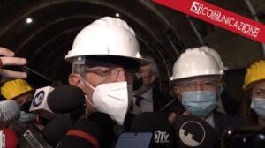 """""""Il cronoprogramma si sta rispettando, i lavori stanno procedendo secondo quello che si era previsto Così' sindaco di #Napoli Gaetano"""