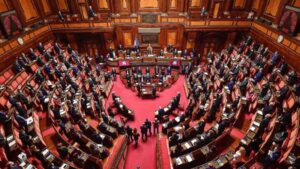 IlDdl Zan non super la prova del Senato. Di fatto ha funzionato la«tagliola» con voto segreto daLega e Fratelli d'Italia